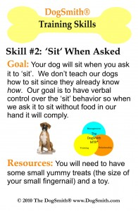 Sit When Asked