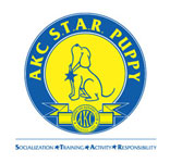 LogoAKCStarPuppy
