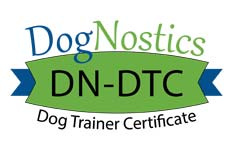DogNostics Dog Training Certificate